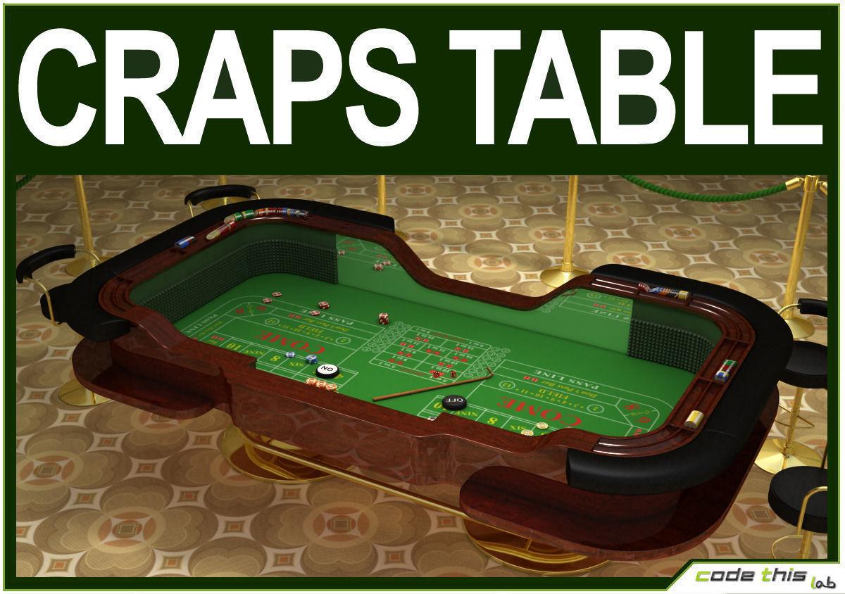 3d models casino