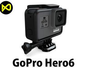 3D GoPro Hero 6 Set