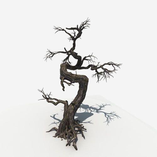 Dry Tree 053D model