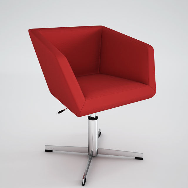 ... Narbutas Meg Chair Plana Table 3d Model Max Obj Fbx 2 ...