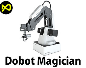 3D Dobot Magician Smart Robotic Arm