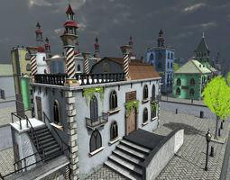 Small City 2 3D model