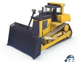 3D model Handler Dozer