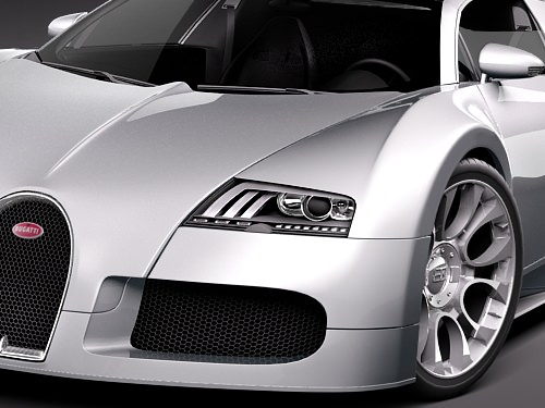 bugatti veyron gt 2010 3d model max obj 3ds fbx c4d lwo lw lws cgtr. Black Bedroom Furniture Sets. Home Design Ideas