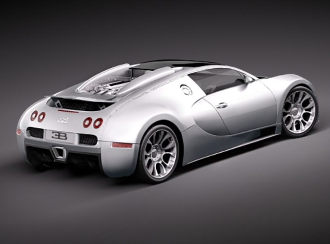 bugatti veyron gt 2010 3d model max obj 3ds fbx c4d lwo lw lws. Black Bedroom Furniture Sets. Home Design Ideas