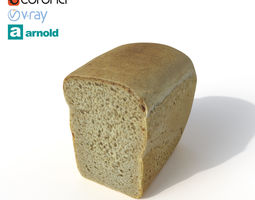 3D photogrammetry bread