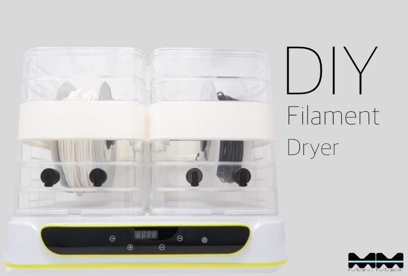 DIY Filament Dryer