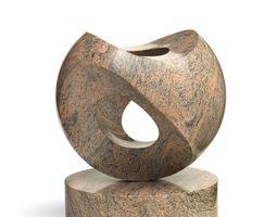 architecture 3D sculpture