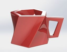 3D printable model Expresso Cup 1