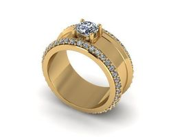 3D printable model Ring R0552