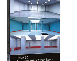 Dosch 3D - Environments - Clean Room