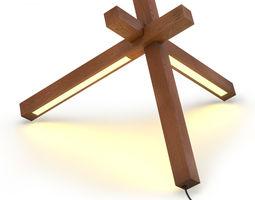 3D model Table Lamp 2