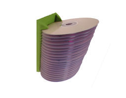 CD Holder wall mounted 3D Model
