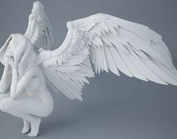 3D printable model Sexy angel series 001