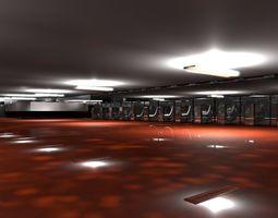 Communications Building 3D