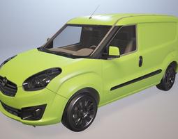 3D Opel Combo SW Cargo