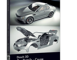 Dosch 3D - Car Details - Coupe