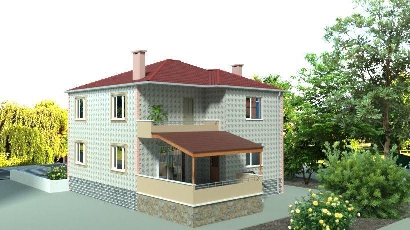 Architecturing Modern Villa House