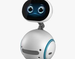 ASUS Zenbo Smart Robot 3D model