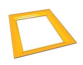 3D Kartell Francois Ghost Frame