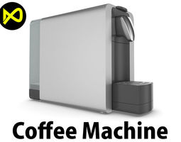 Coffee Machine other 3D