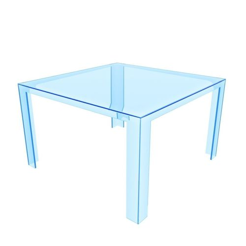 D Asset Kartell Invisible Table CGTrader - Kartell invisible coffee table