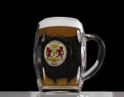 3D model other beer mug