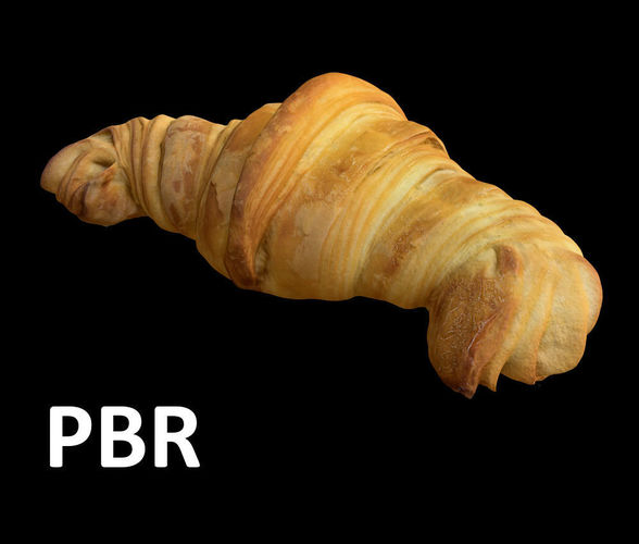 French Croissant - PBR
