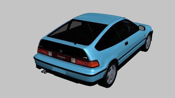 Honda Crx Sir