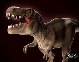 Tyrannosaurus Rex 3D asset