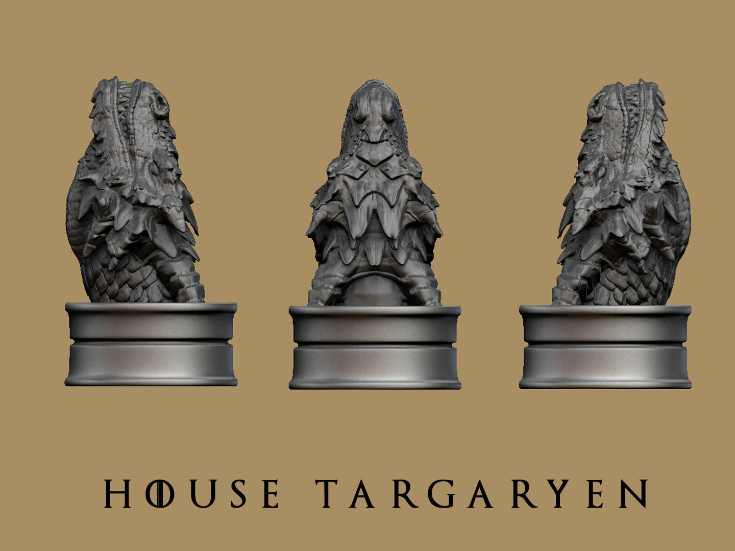 Game of thrones markers pack of 5