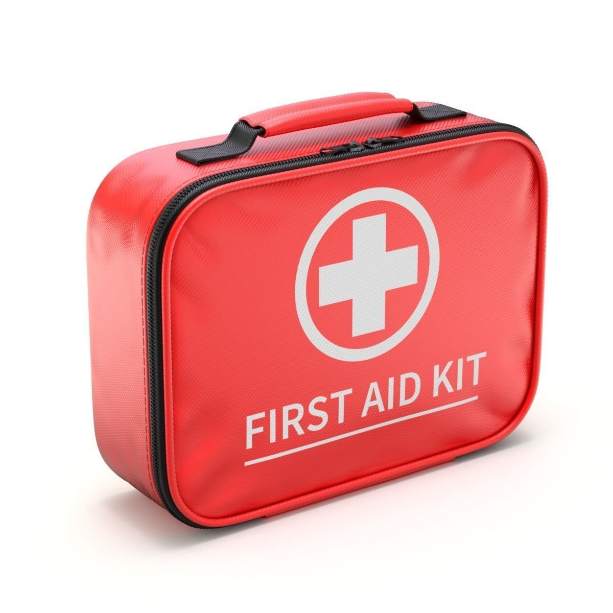 Car First Aid Kit >> Car First Aid Kit 3d Model