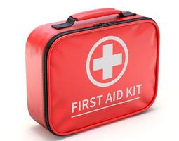 Car First Aid Kit 3D model
