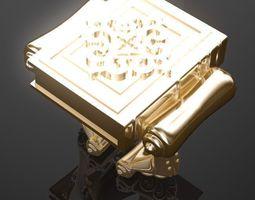 WISDOM 3D Model