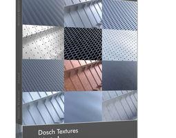 Dosch Textures - Metal 3D model