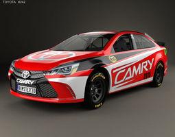 Toyota Camry NASCAR 2015 3D