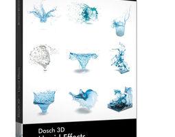 Dosch 3D - Liquid Effects