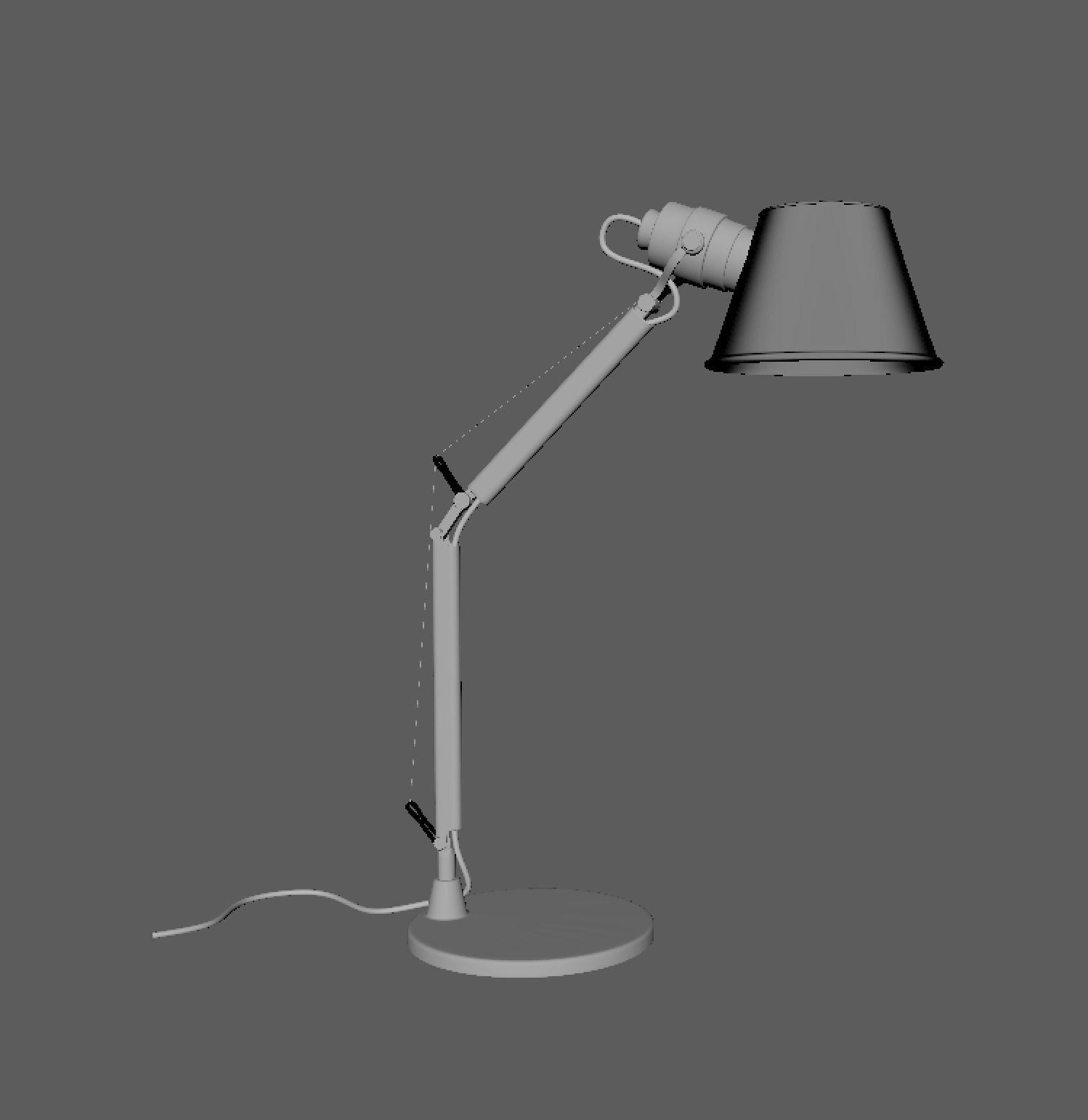 Table Lamp Archimede Model