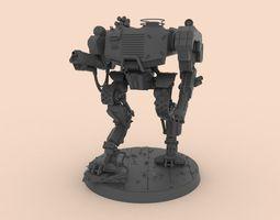3D printable model Robot Walker