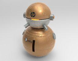 3D model meccha