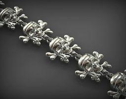 Chain link 110 3D printable model