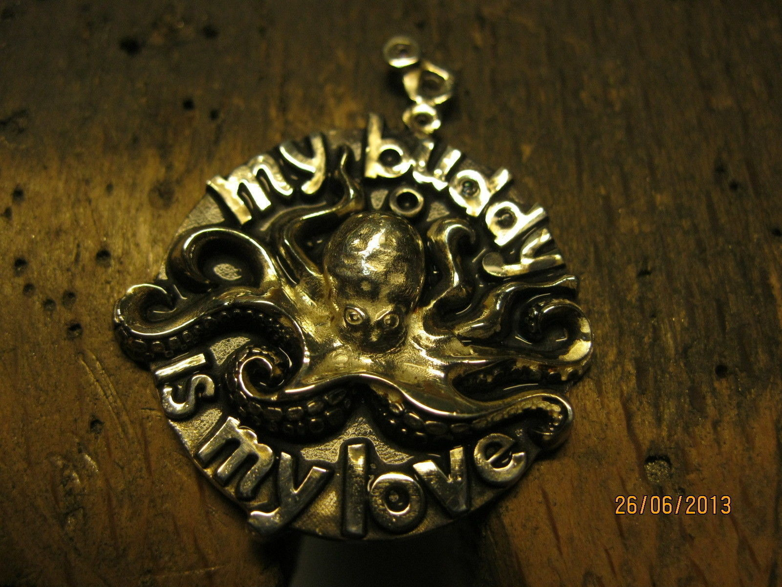 yellow pendant copy pendants shop gold octopus delicacies