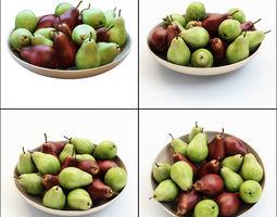 3D model Pears in the vase