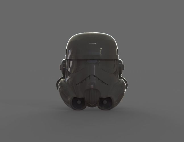 stormtrooper 3d model stl 1