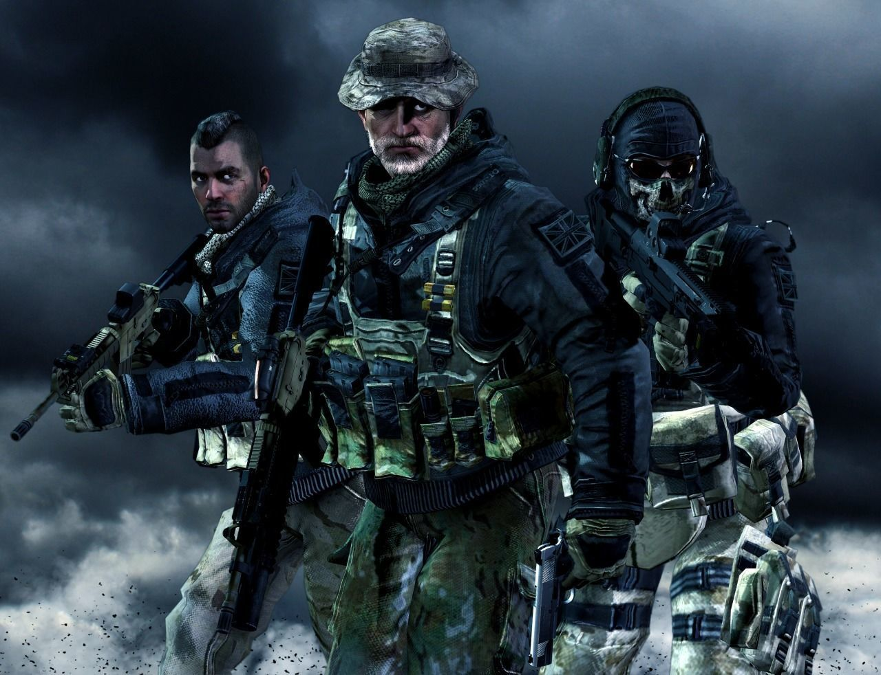 Captain Price - Call of duty