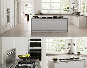 3D asset realtime KITCHEN Scavolini