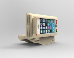 3D print model 2 for 1 Star Wars Rogue One iPhone5 RH 3