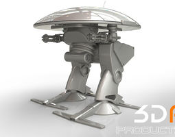3D Toy Robot