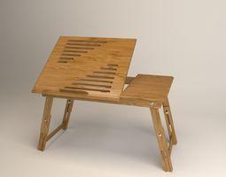 3D model Tray bamboo
