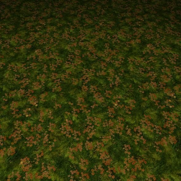 ground grass tile 27
